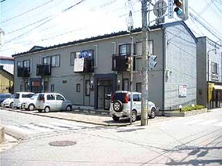 アパート 秋田県 秋田市 牛島東三丁目 レジデンスアレフ 2DK