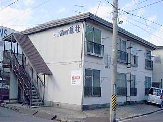アパート 秋田県 秋田市 川尻総社町 タウニィ総社 1DK