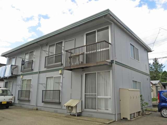 アパート 秋田県 秋田市 横森二丁目18-7 タウニィ立花 3DK