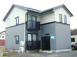アパート 秋田県 秋田市 新屋町字田尻沢 ファインテラス 1R
