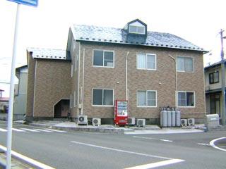 アパート 秋田県 秋田市 牛島西3丁目 シャルム631 1DK