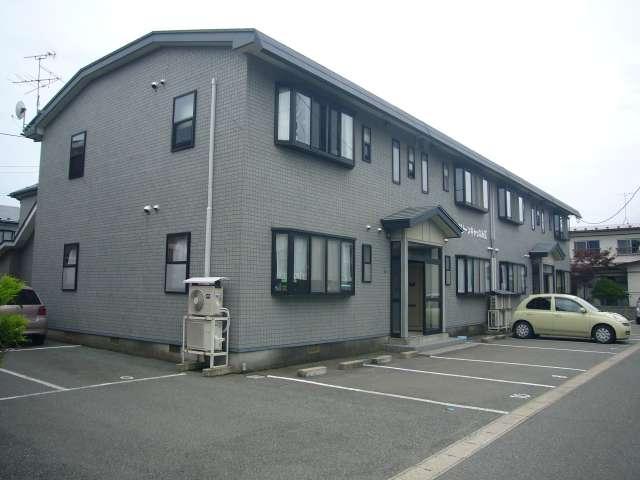 アパート 秋田県 秋田市 牛島東四丁目 グリーンキャッスルⅡ 2LDK