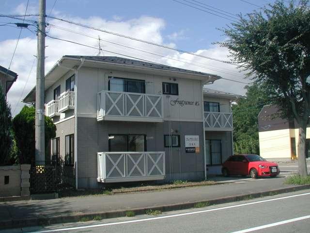 アパート 秋田県 潟上市 天王字上北野49-1 フレグランスKⅡ 2K