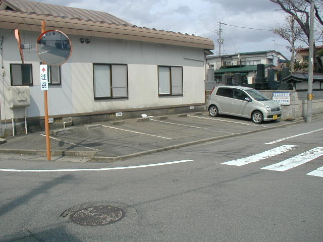 駐車場 秋田県 秋田市 旭北寺町 寺町駐車場
