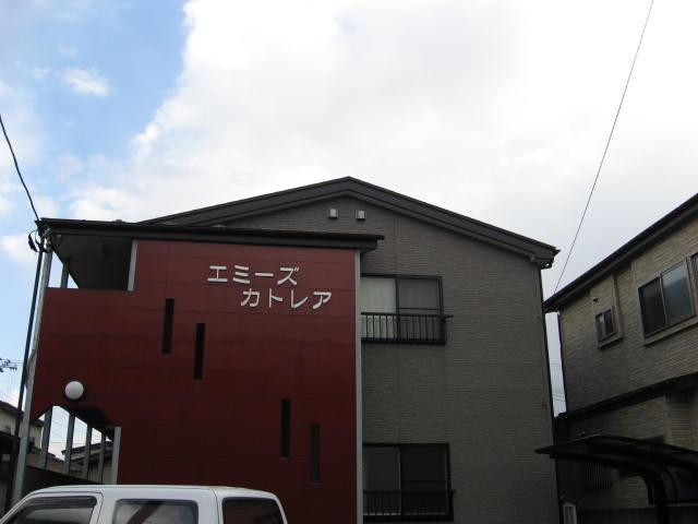 アパート 秋田県 秋田市 茨島2丁目 エミーズカトレア 1K