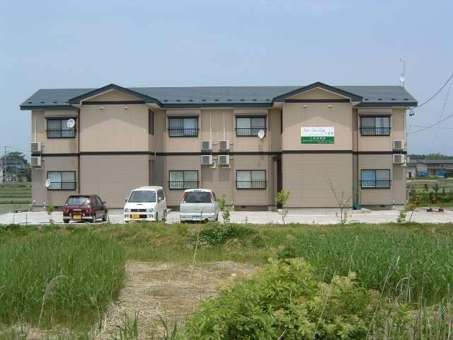 アパート 秋田県 能代市 宮ノ前48 ニューサンシティ弐番館 1LDK