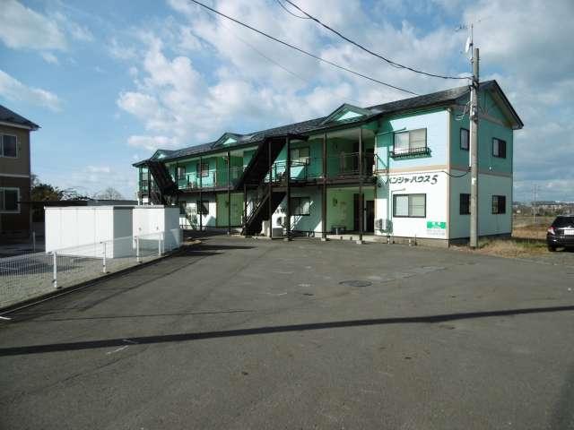 アパート 秋田県 能代市 大塚116-1 バンジャハウス5 1LDK