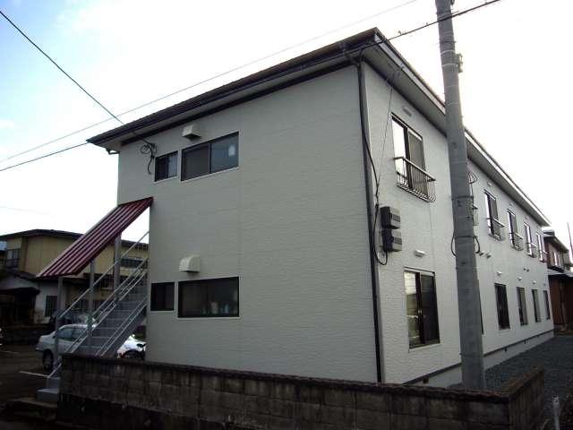 アパート 秋田県 秋田市 横森4丁目 コーポ富士 1K