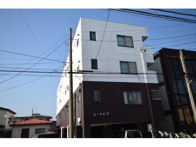 アパート 秋田県 秋田市 高陽幸町 ユートピア 1K