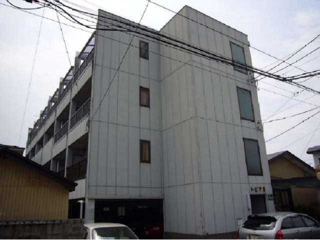 アパート 秋田県 秋田市 高陽幸町 トピアⅡ 1K
