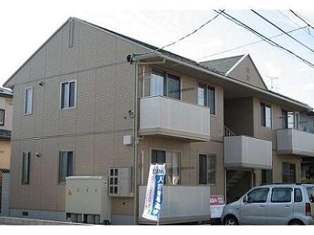 アパート 秋田県 秋田市 泉中央 リ・ハート 1LDK