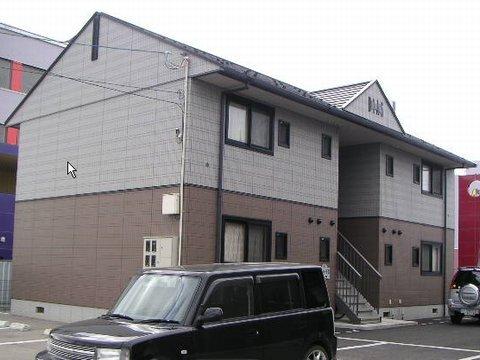 アパート 秋田県 秋田市 新屋豊町3-3 サンロードⅡ-C 2K