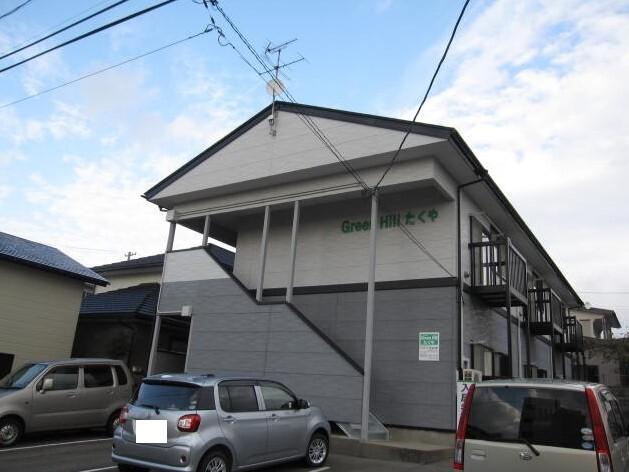 アパート 秋田県 秋田市 飯島緑丘町13-13 グリーンヒルたくや 2K