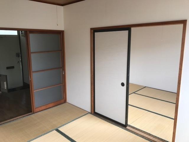 アパート 福島県 いわき市 平下神谷字出口91 ニューハイツ坂本 A棟 2DK