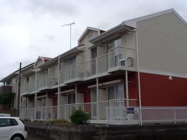 アパート 福島県 いわき市 郷ケ丘2-14-9 エクセレントV 1R