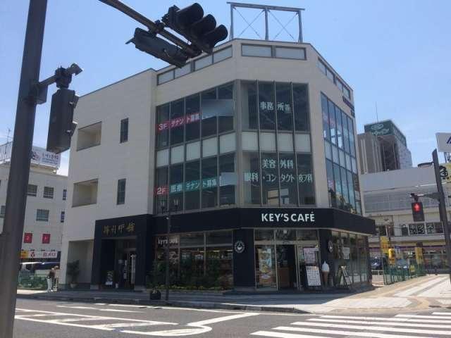 店舗(建物一部) 福島県 いわき市 平字白銀町7-1 ワタヒキビル
