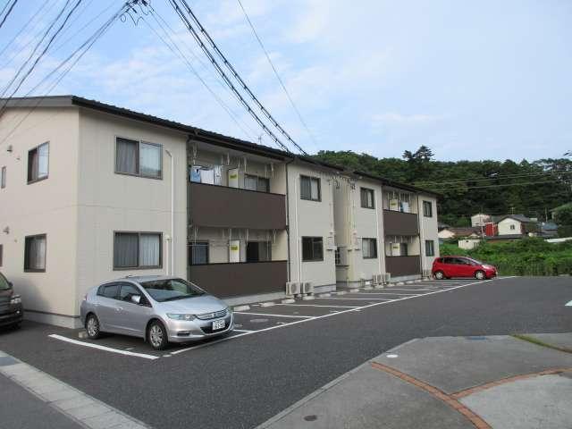 アパート 福島県 いわき市 四倉町 サンメゾン B棟 3LDK
